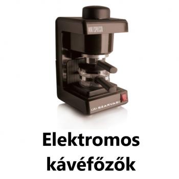 Elektromos kávéfőzők