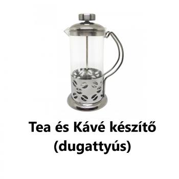 Tea és kávékészítő